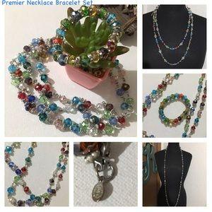 Premier Necklace & Bracelet SET!